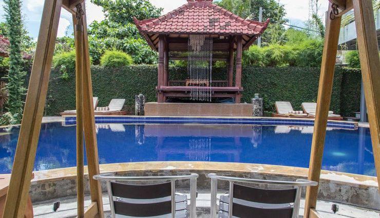 ZenRooms Seminyak Drupati 1 Bali - Kolam Renang