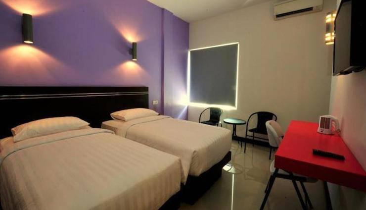 Fortune Hotel Lombok - Kamar