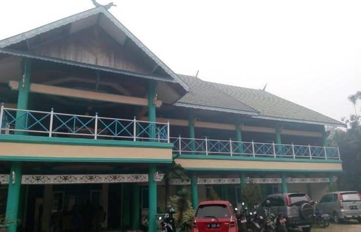 Hotel Batu Suli Palangka Raya - Exterior