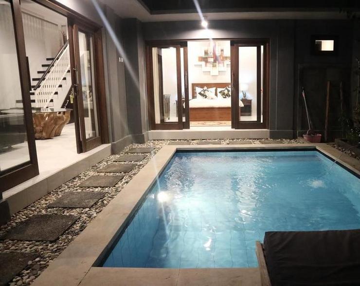 Villa D'Carik Legian - Pool