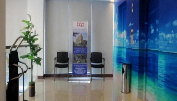 NIDA Rooms Manado Diponegoro - lobi