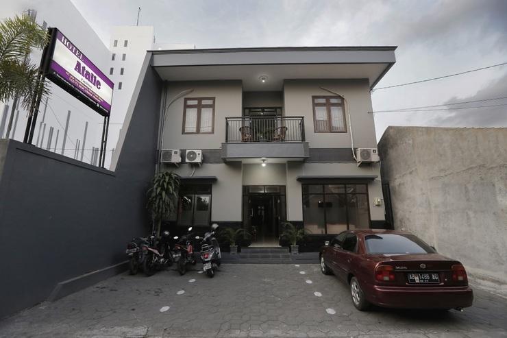 Hotel Atalie Malioboro by Yuwono Yogyakarta - Hotel View