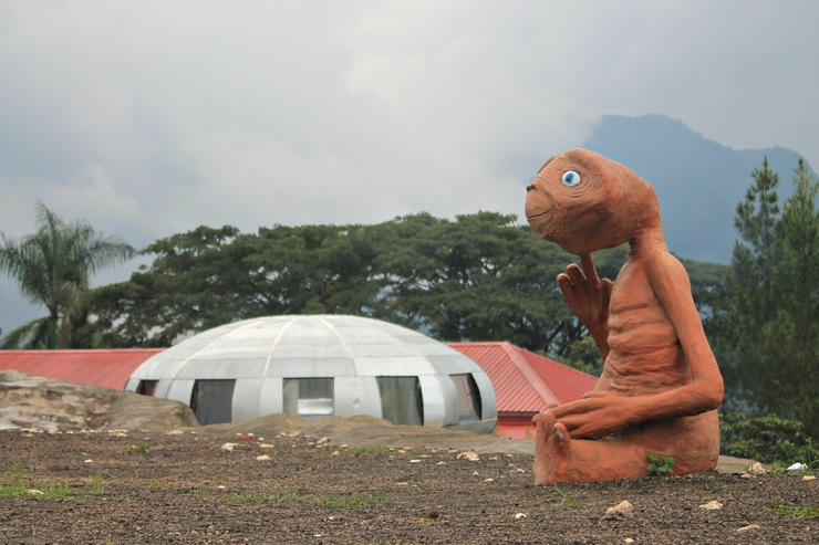 Ufo Park and Capsule Malang - View