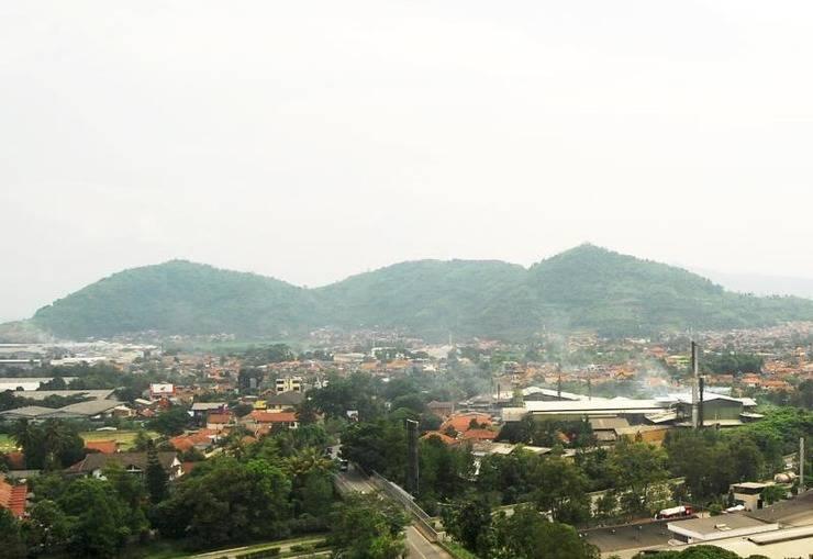 High Livin Apartment Bandung - View