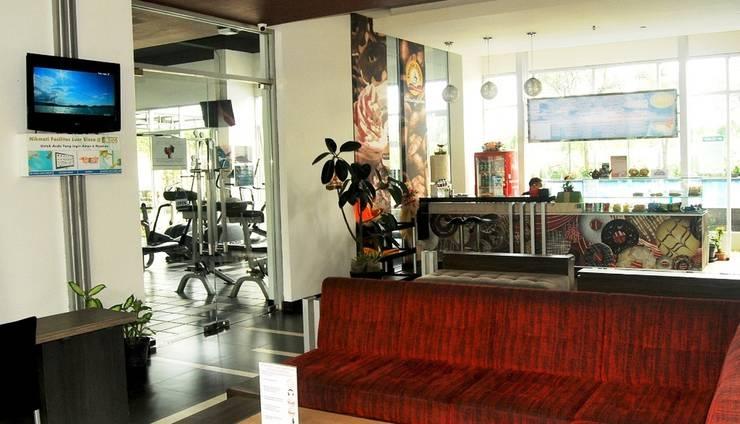 High Livin Apartment Bandung - Lounge