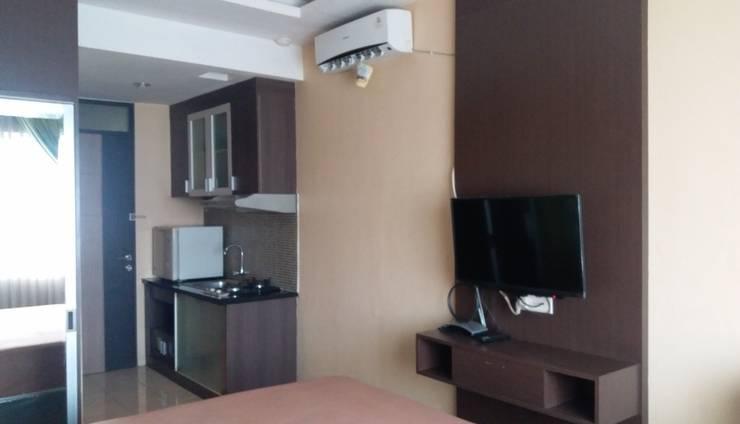 High Livin Apartment Bandung - Kamar Tidur