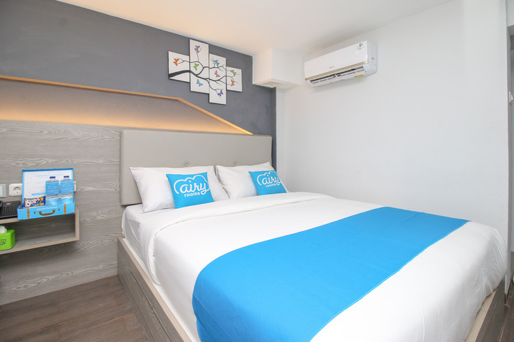 Airy Taman Sari Mangga Besar Enam Utara 7 Jakarta Jakarta - Double Room