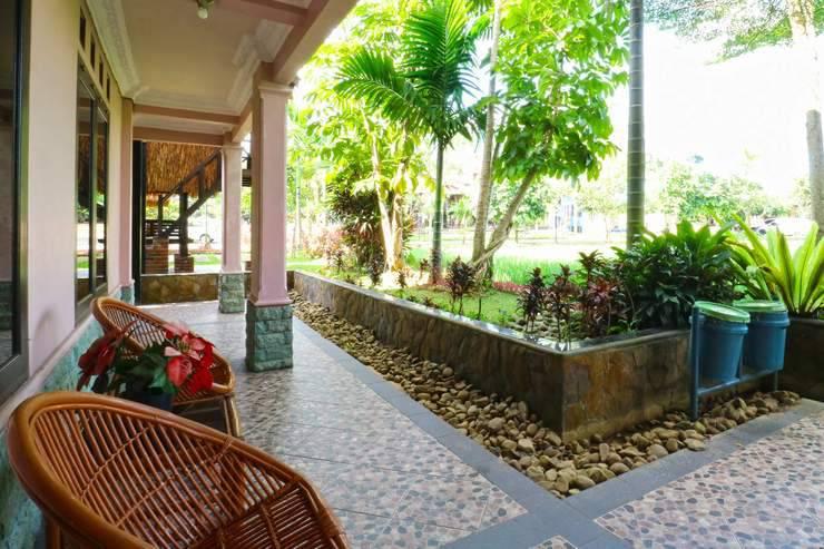 Aries Biru Hotel Bogor - Deluxe View