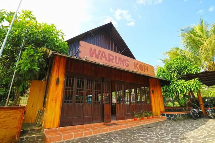 Aries Biru Hotel Bogor - Restaurant