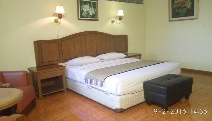 Hotel Lodaya Bandung - Double Room