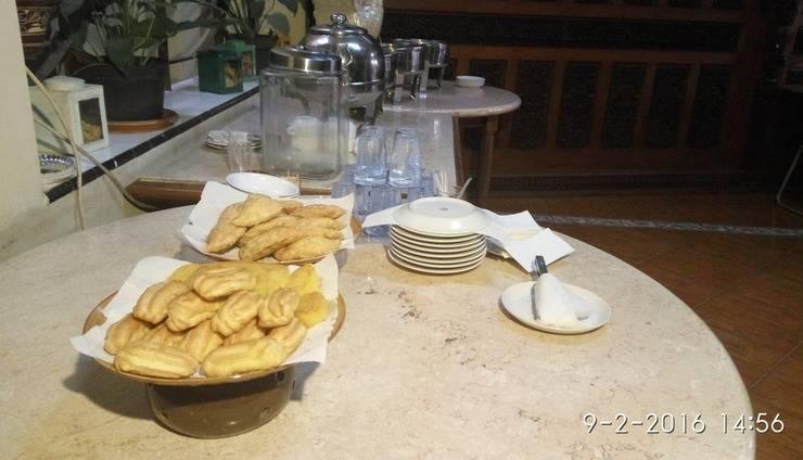 Hotel Lodaya Bandung - Meals