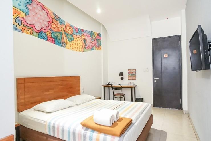 Istanaku Guesthouse 2 Manado - Double Bedroom