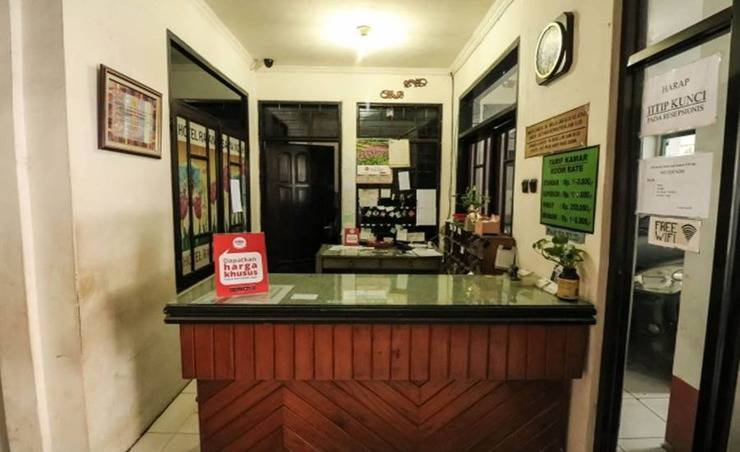 NIDA Rooms Kamboja Central Banjarmasin - Resepsionis