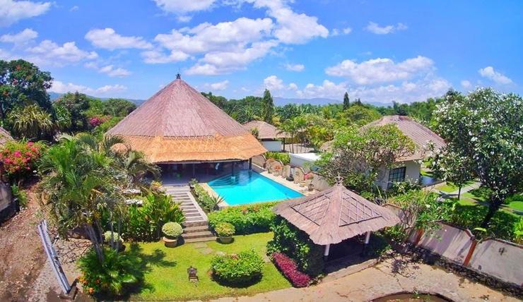 Villa Pelabuhan Bali - Exterior