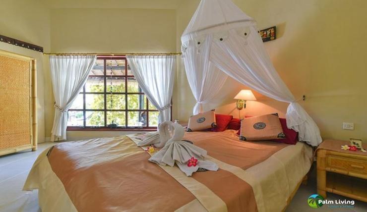 Villa Pelabuhan Bali - Room