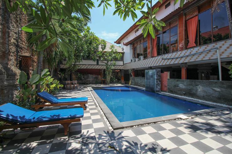 Airy Eco Sanur Bypass Ngurah Rai 23 Bali - Pool