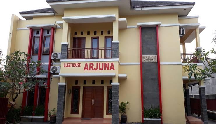 Guest House Arjuna Yogyakarta - Facade