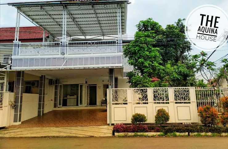 The Aquina House Bogor - Tampak Depan