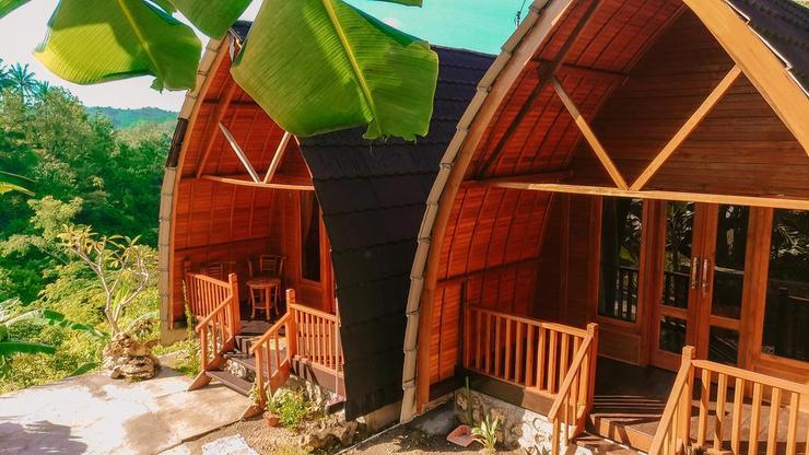 Ginanthi Cottage Bali - Exterior