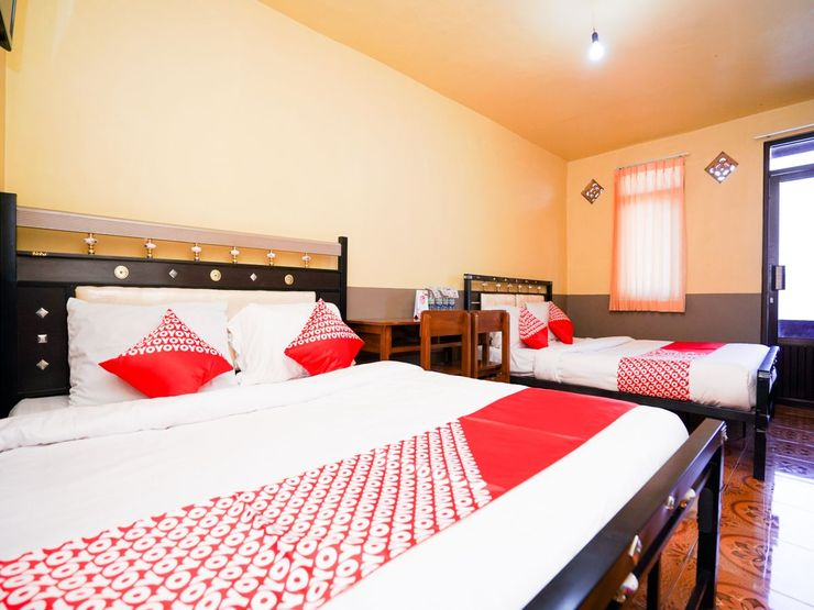 OYO 1378 Tengger Indah Homestay Probolinggo - Guestroom Su/F