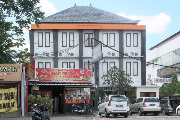 Airy Denpasar Utara Cokroaminoto 56 Bali - Exterior