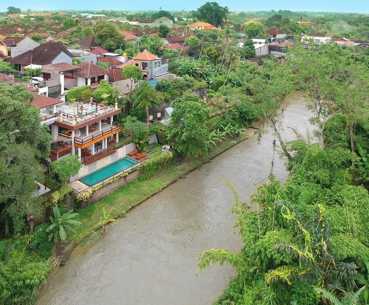 Little Ubud River View Villa Bali - View