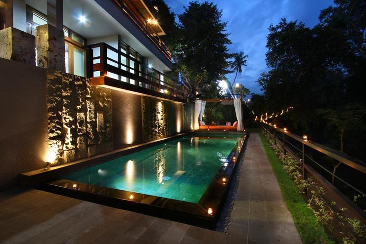 Little Ubud River View Villa Bali - Pool