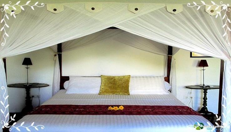 Villa Santai Lovina Bali - Bedroom