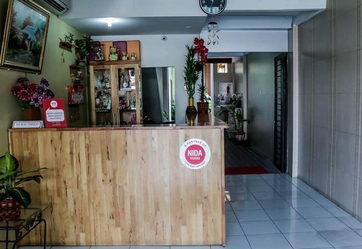 NIDA Rooms Bunda Thamrin Carrefour Medan - Resepsionis