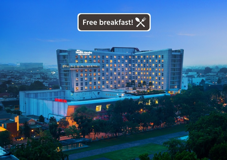 Hotel Santika Premiere Dyandra Hotel & Convention Medan - Appearance