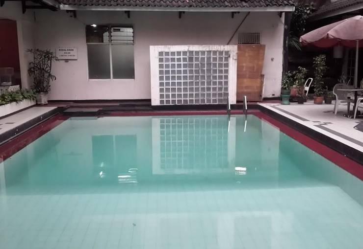 Hotel Pangrango 1 Bogor - Pool