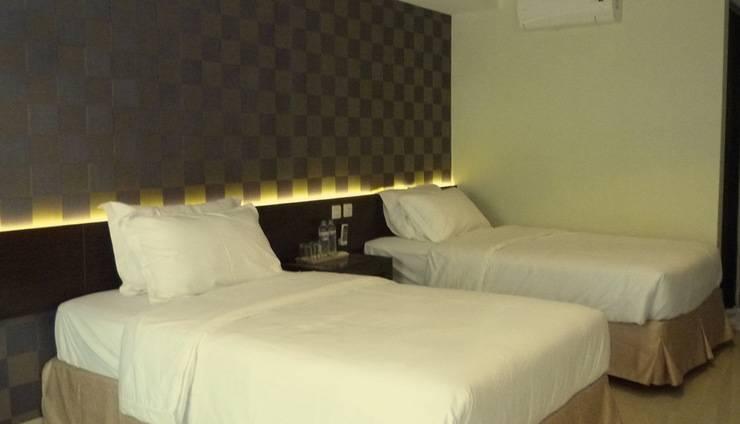 White Rock Lodge Bali - Deluxe Terrace twin
