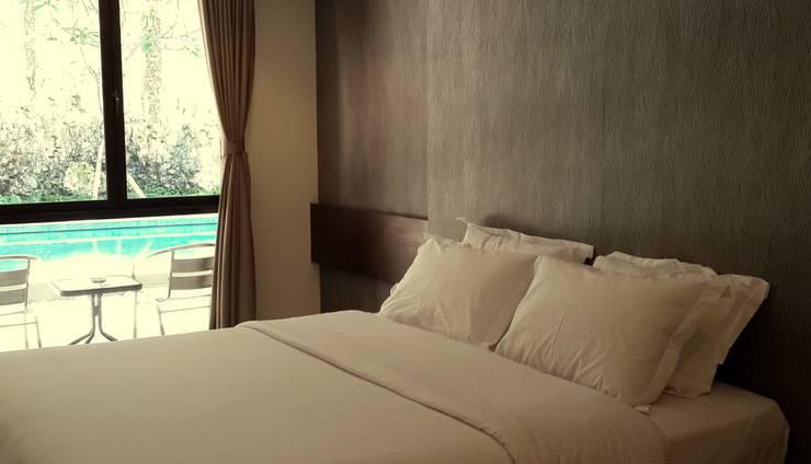 White Rock Lodge Bali - Deluxe Terrace double