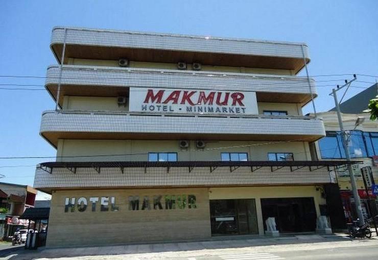 Hotel Makmur Tarakan - view