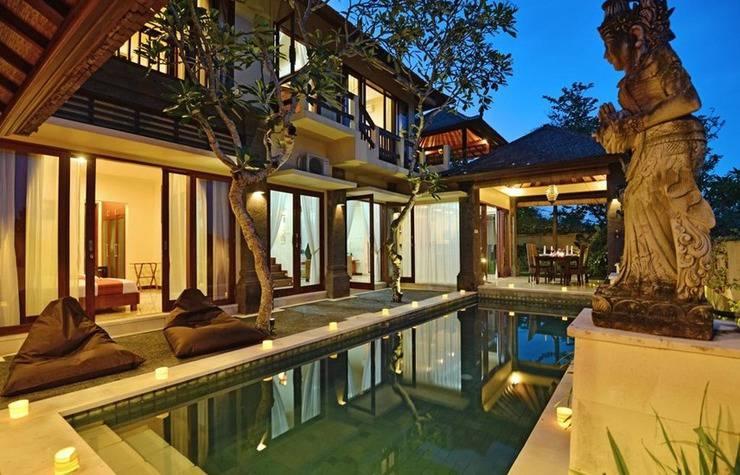 Lidwina Villa by Nagisa Bali Bali - Eksterior