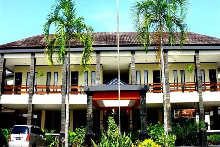 Hotel Grand Pelangi Belitung - Tampilan Luar Hotel