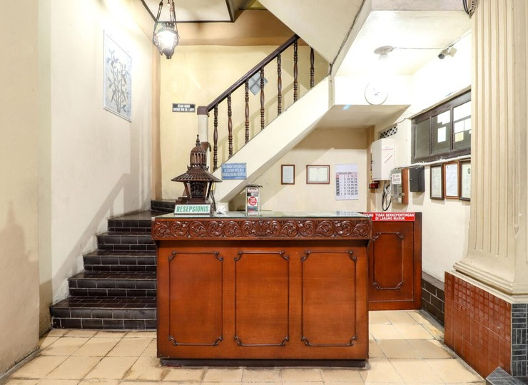Hotel Wilis Yogyakarta - Resepsionis