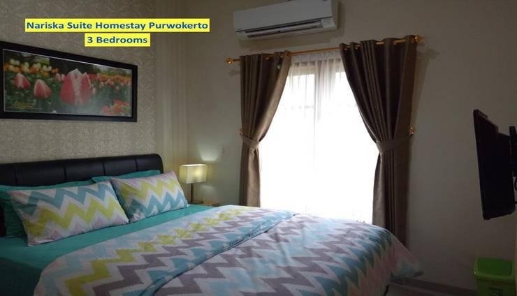 Nariska Suite Homestay Purwokerto - Room
