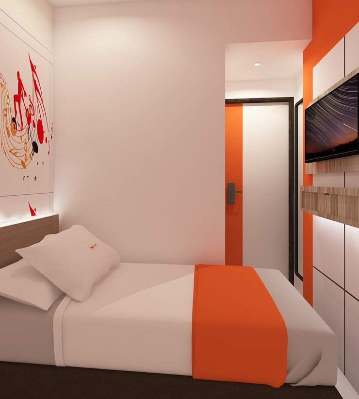Tamansari Agung Residence Jakarta - Guest room