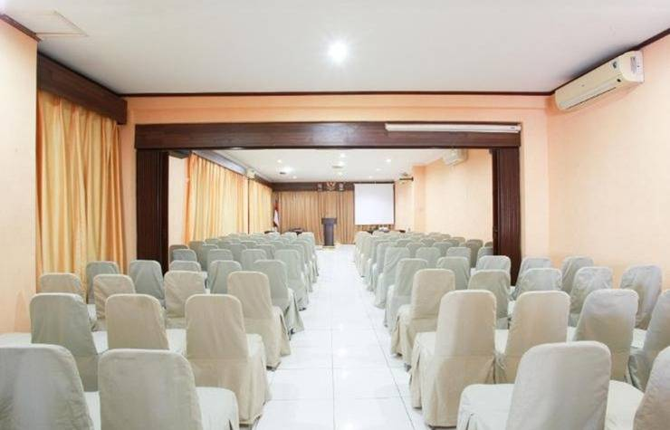 Hotel Wisma Sunyaragi Cirebon - Ruang Rapat