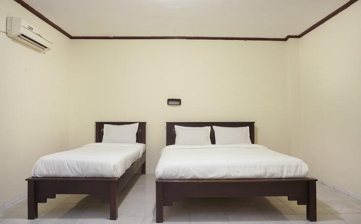 Hotel Citra Indah Yogyakarta - Bedroom