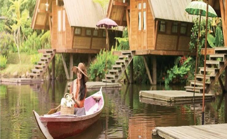 Dusun Bambu Resort Bandung - Eksterior