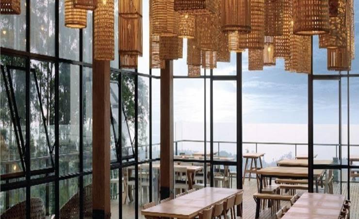 Dusun Bambu Resort Bandung - Interior