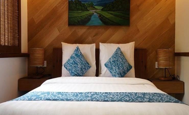 Dusun Bambu Resort Bandung - Kamar tamu