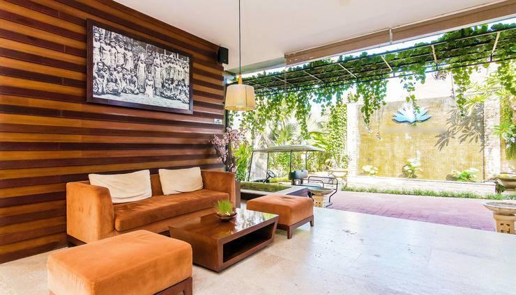 ZEN Premium Umalas Bumbak Villa Bali - Lobi
