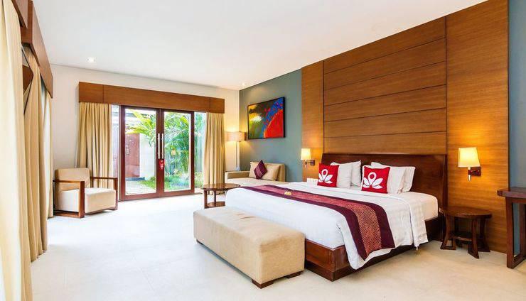 ZEN Premium Umalas Bumbak Villa Bali - Tampak keseluruhan