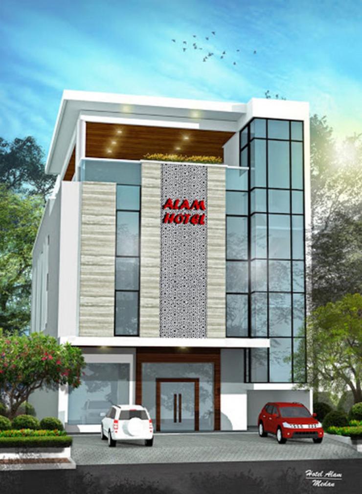 Alam Hotel By Cordela Medan - Facade