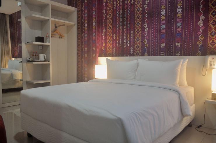 Alam Hotel By Cordela Medan - Double Bed
