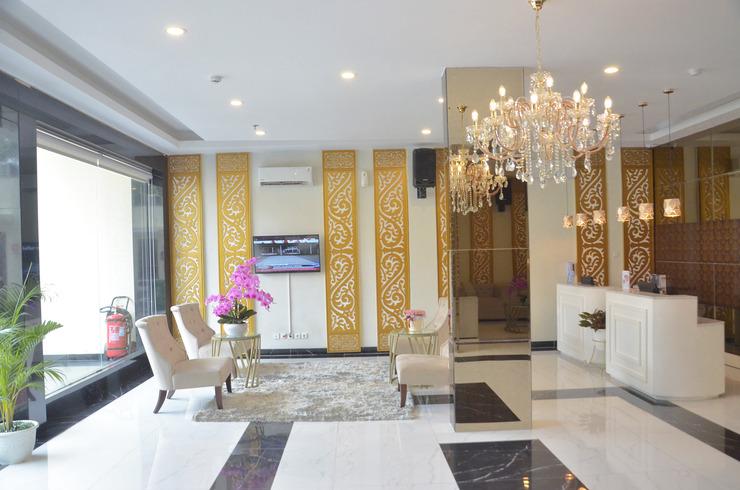 Alam Hotel By Cordela Medan - Lobby