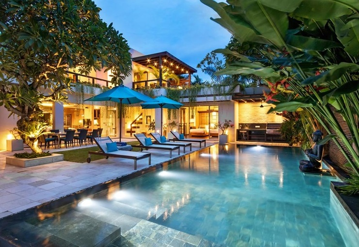 Villa Camellia Bali - Pool